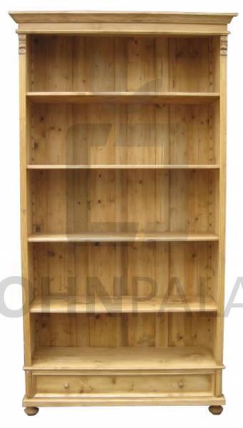 Gründerzeit Stil Bücherregal 240cm