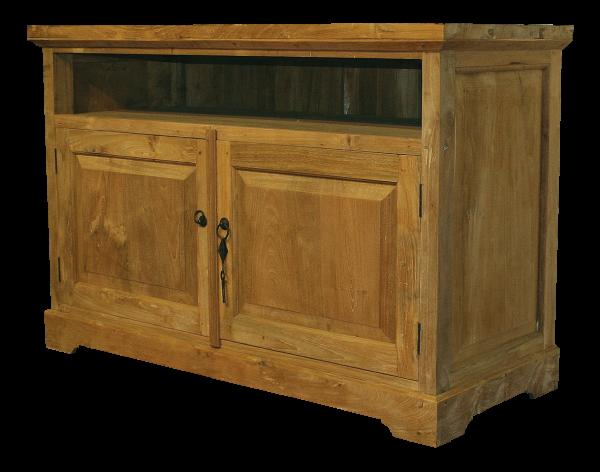 tv kommode teak. Black Bedroom Furniture Sets. Home Design Ideas