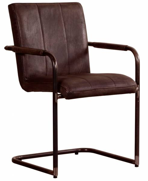Industrie Design Freischwinger Stuhl Brüssel