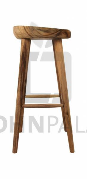 Barhocker Munggur aus Suar Holz