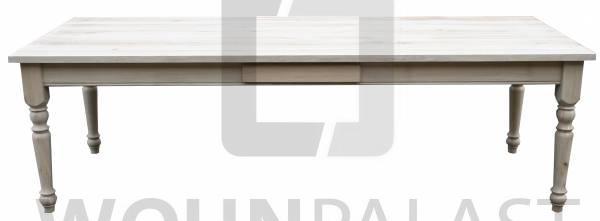 Esstische Eiche - Modell Björn - Massivholz Tisch - Platte 30mm