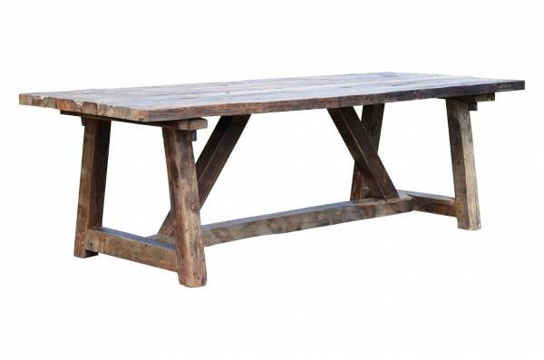 Vintage Teak Tisch Andy - Teakholz recycelt