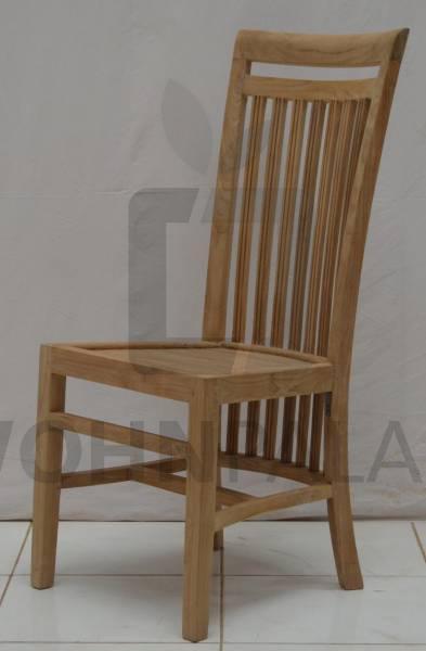 Teak Stuhl Salisbury aus recyceltem Teakholz