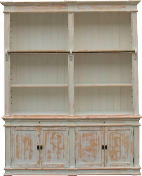vintage regal massivholz massiv weichholz. Black Bedroom Furniture Sets. Home Design Ideas
