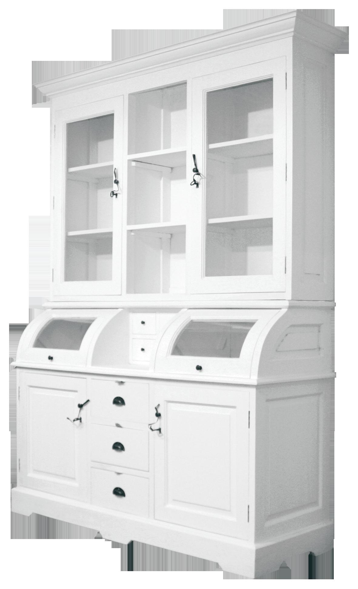 vintage buffet schrank 150 landhaus wei massivholz teakholz. Black Bedroom Furniture Sets. Home Design Ideas