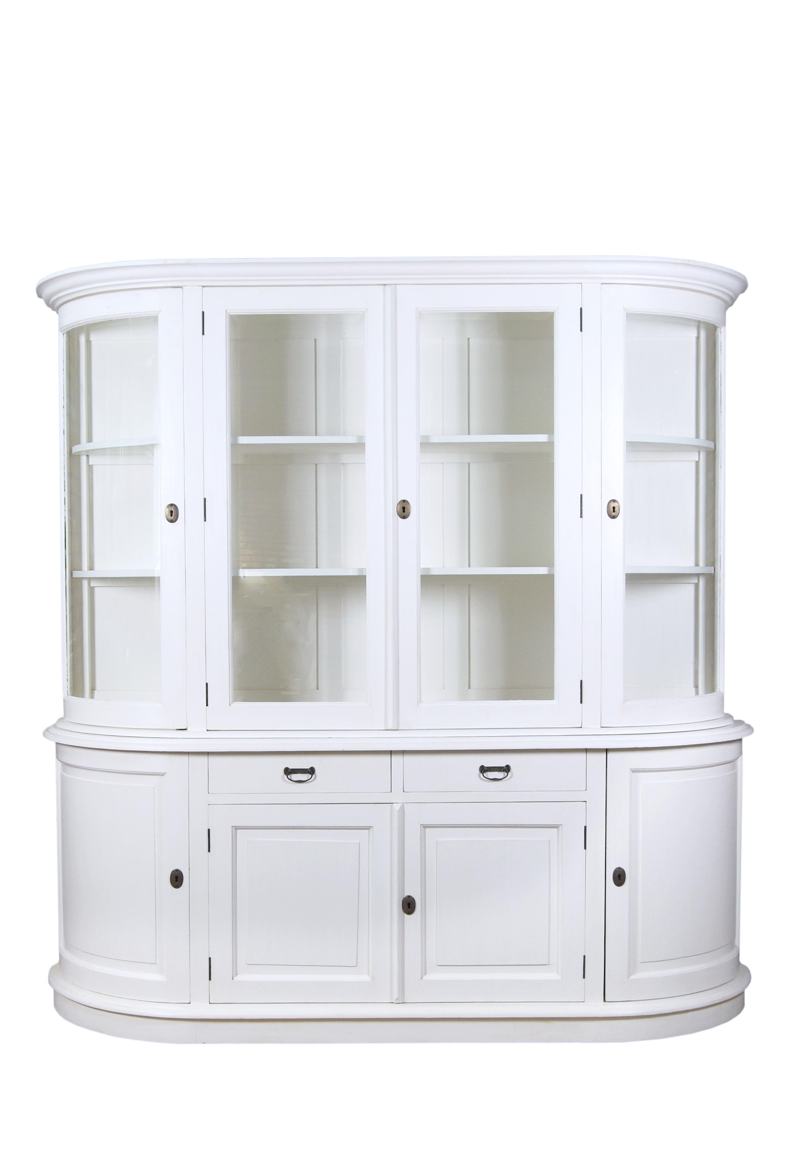 landhausmöbel teakmöbel teakholz landhausstil shabby chic weiß weiße ...