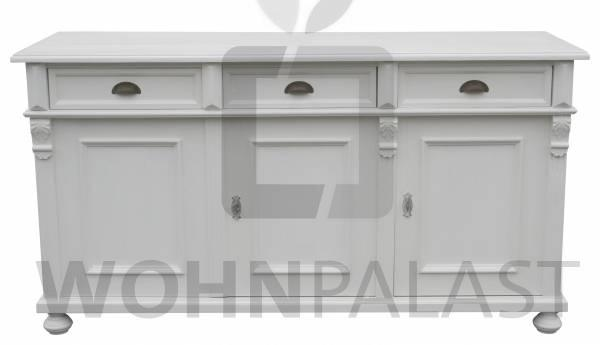 Sideboard im Landhaus Stil - Massivholz Kommode 160 cm