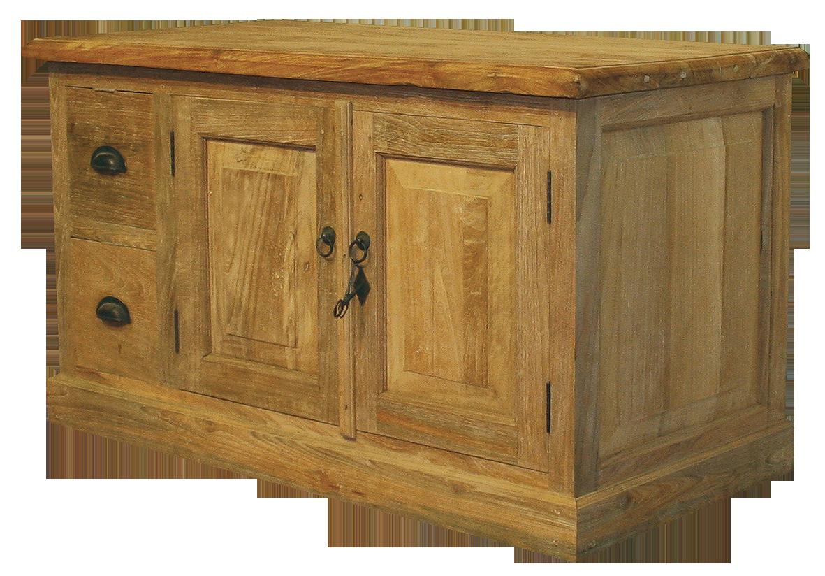 schrank kommode vintage teak teak massivholz massiv holz landhausstil landhaus stil tv. Black Bedroom Furniture Sets. Home Design Ideas