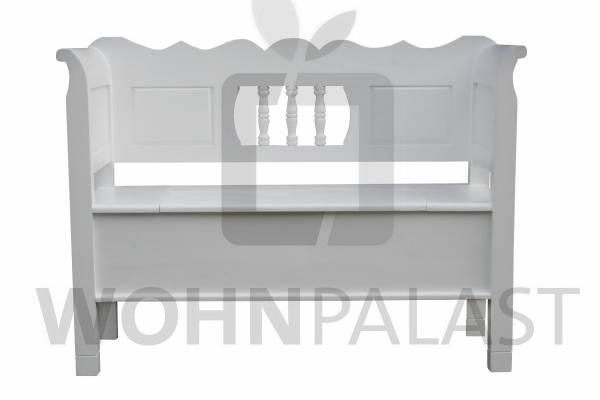 Truhenbank Biedermeier 125 cm