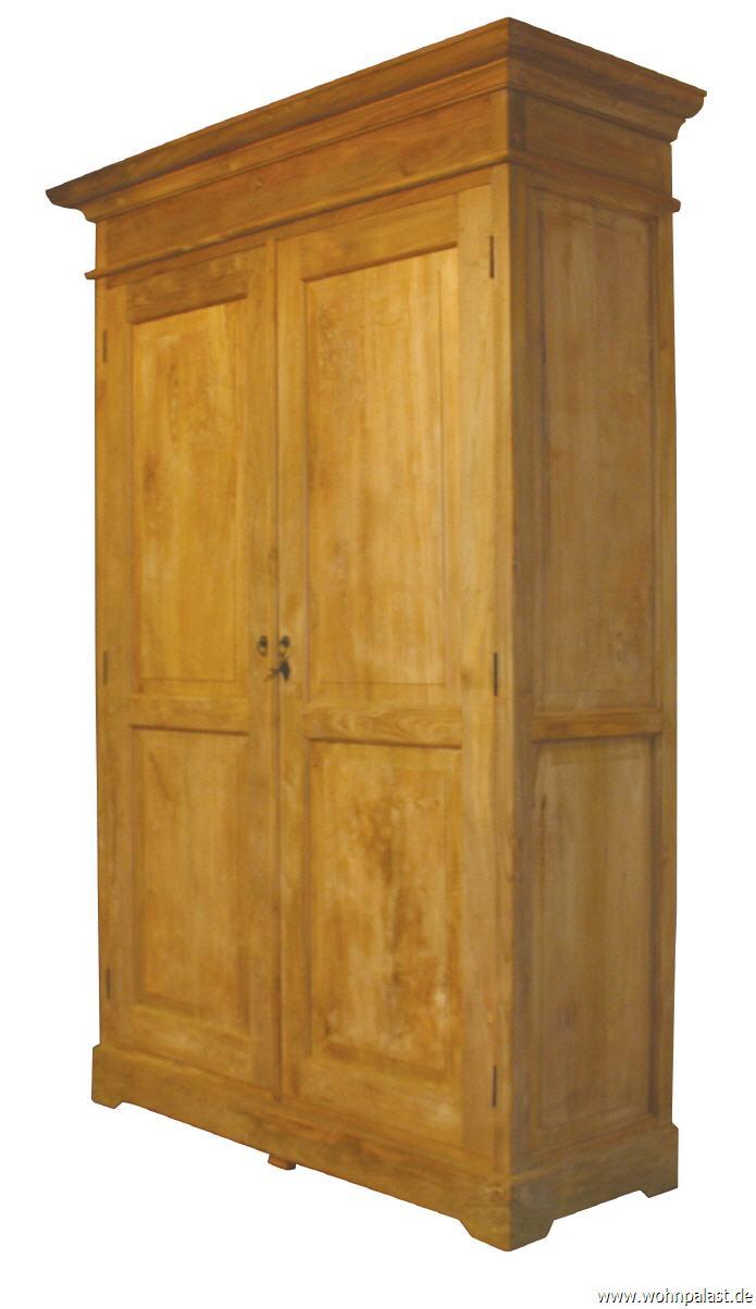 teak teakholz m bel landhausstil kolonial schrank antik schrank schr nke. Black Bedroom Furniture Sets. Home Design Ideas