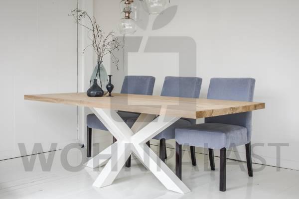 Esstisch Düsseldorf - Design Tisch - Eiche geölt