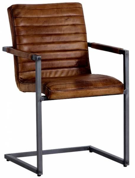 Industrie-Design Freischwinger Stuhl Kopenhagen