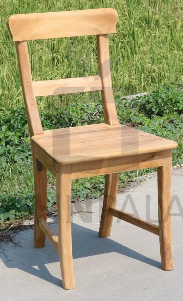 Stuhl Mariotto aus recyceltem Teakholz