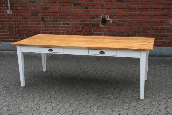 Tisch shabby chic 240 cm