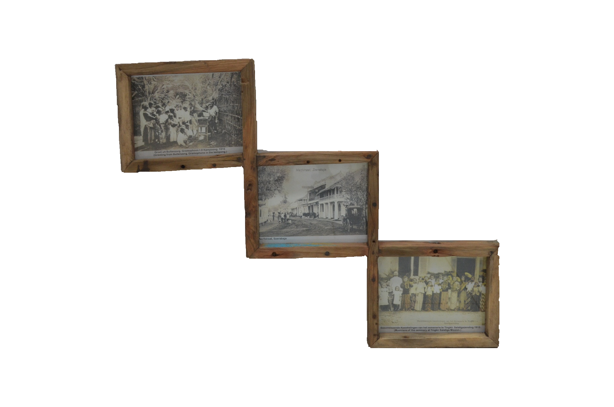 Fotorahmen kunst wand deko dekoration vintage old
