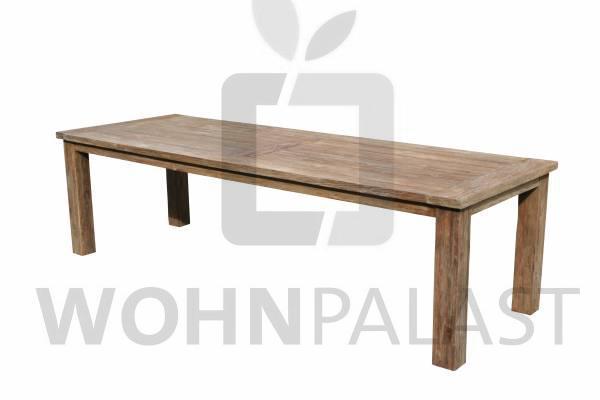 Gartentisch Landshut Teakholz