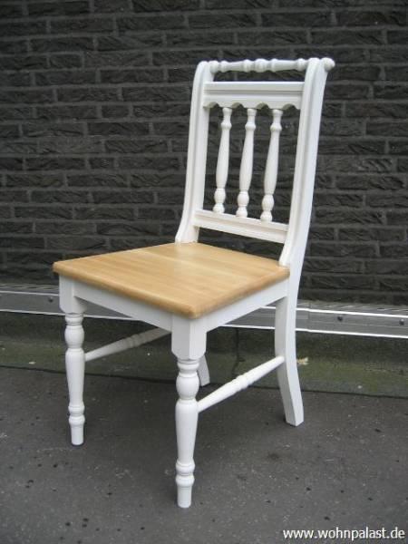 Stühle weiß landhaus  Stühle Stuhl Gründerzeit Stuhl