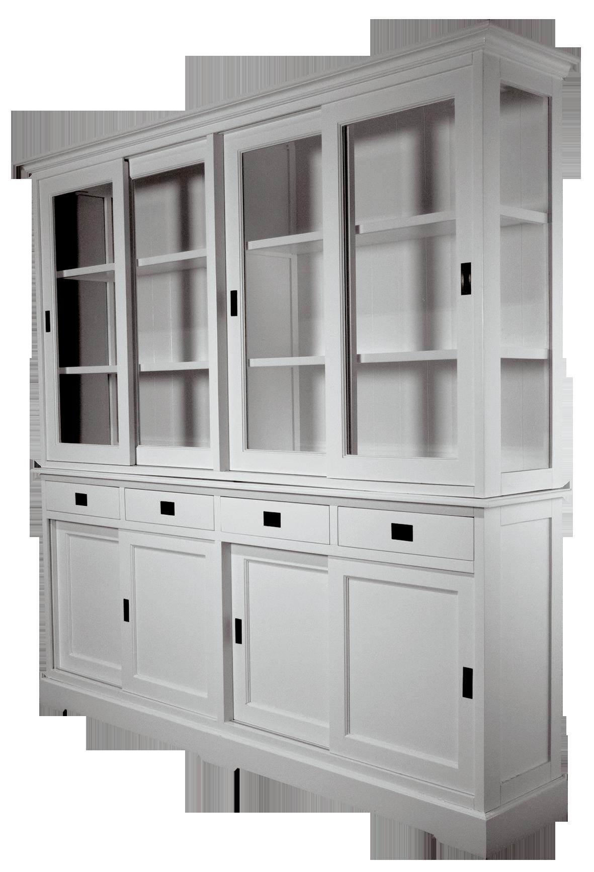 vitrinenschrank mit schiebet ren. Black Bedroom Furniture Sets. Home Design Ideas