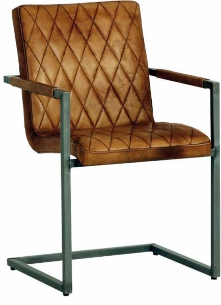 Industrie Design Freischwinger Stuhl Oslo