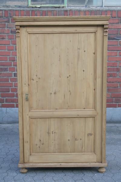 schrank gr nderzeit 1 t r weichholz m bel wohnpalast m bel. Black Bedroom Furniture Sets. Home Design Ideas