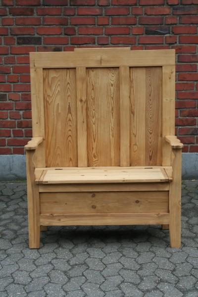 bank truhe weichholz antik m bel wohnpalast m bel. Black Bedroom Furniture Sets. Home Design Ideas
