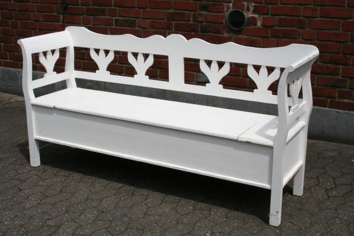truhenbank shabby chic antik wei m bel wohnpalast m bel. Black Bedroom Furniture Sets. Home Design Ideas