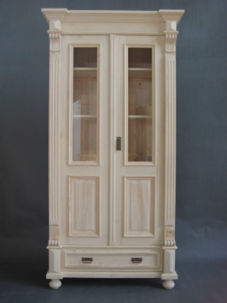 landhaus stil vitrine landhausm bel wohnpalast m bel. Black Bedroom Furniture Sets. Home Design Ideas