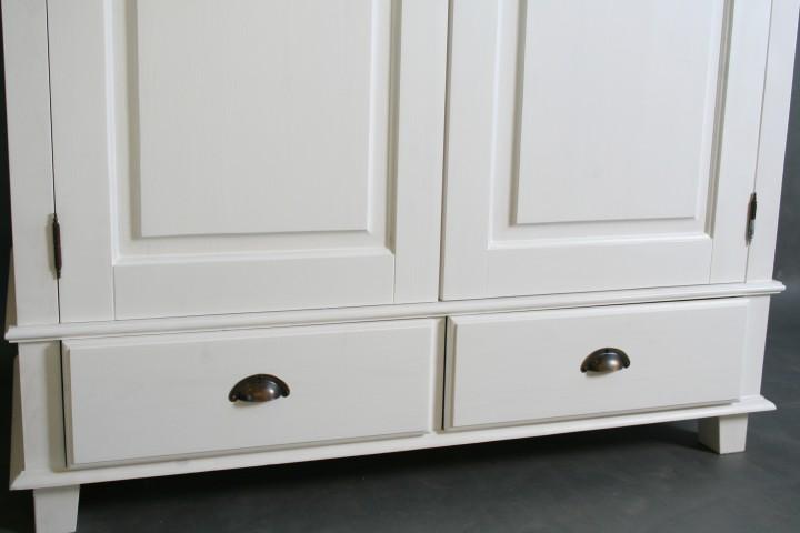 kleiderschrank weiß möbel -   wohnpalast möbel - Kinderzimmerschrank Weis