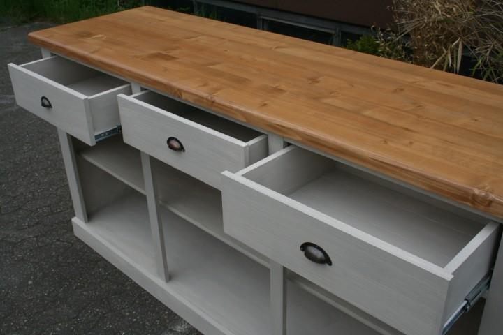 ladentheke sideboard grey ladeneinrichtung m bel wohnpalast. Black Bedroom Furniture Sets. Home Design Ideas