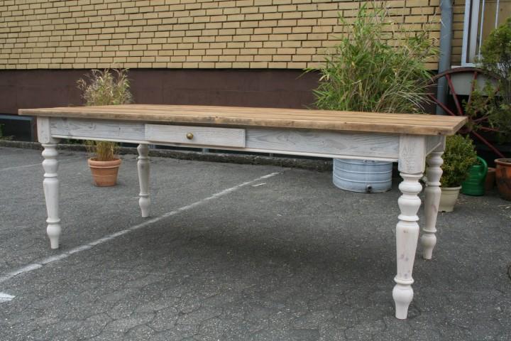 Gründerzeit Tisch Massivholz