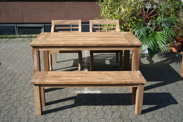 gartenmobel teakholz set – rekem, Garten und Bauen