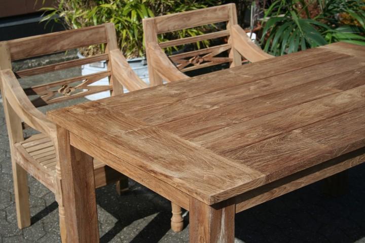 Gartenmöbel Set Holz Mit Bank sdatec.com