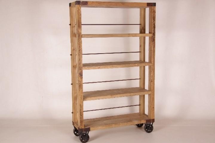 regal auf r dern industrie style 120 cm m bel. Black Bedroom Furniture Sets. Home Design Ideas