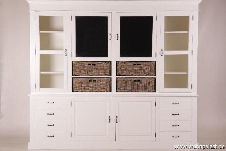 landhaus buffet ladenschrank wei landhausm bel. Black Bedroom Furniture Sets. Home Design Ideas