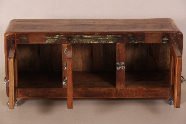 multimedia kommode im industrie design m bel wohnpalast m bel. Black Bedroom Furniture Sets. Home Design Ideas