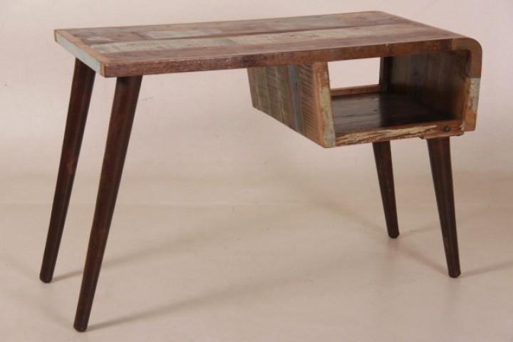 Stilvoller Schreibtisch Aus Holz Vogue Sinerica
