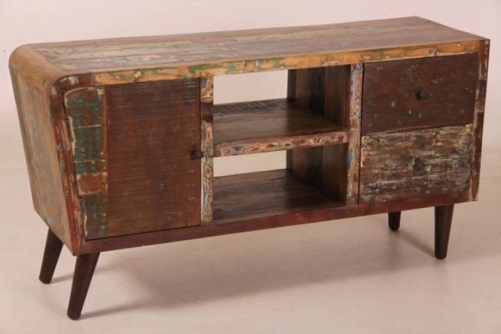kommode im industrial sixties design m bel wohnpalast. Black Bedroom Furniture Sets. Home Design Ideas
