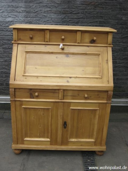 sekret r weichholz im jugendstil m bel online kaufen im antik m bel shop. Black Bedroom Furniture Sets. Home Design Ideas