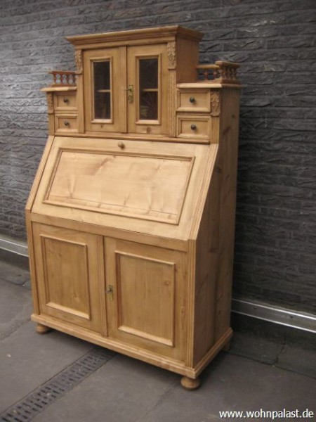 jugendstil sekret r weichholz m bel wohnpalast m bel. Black Bedroom Furniture Sets. Home Design Ideas