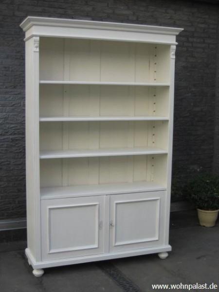 weichholz schrank shabby chic wei m bel wohnpalast m bel. Black Bedroom Furniture Sets. Home Design Ideas