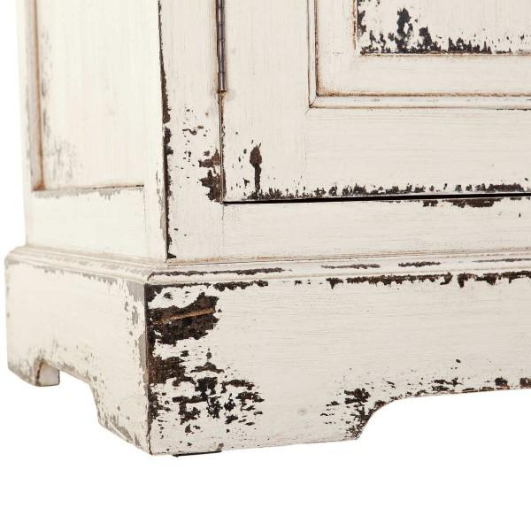 teakholz kommode shabby chic vintagem bel wohnpalast m bel. Black Bedroom Furniture Sets. Home Design Ideas